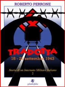 Tradotta: 18 - 23 settembre 1943