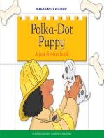 Polka-Dot Puppy