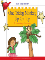 One Tricky Monkey Up On Top