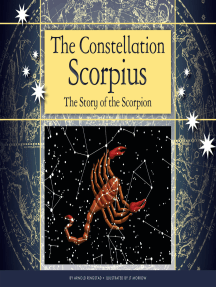 The Constellation Scorpius: The Story of the Scorpion