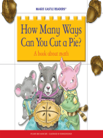 How Many Ways Can You Cut a Pie?