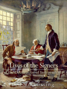 Lives of Signers of the Declaration of Independence