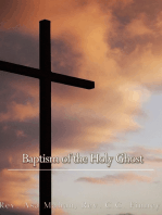 Baptism of the Holy Ghost