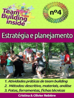 Team Building inside n°4 - Estratégia e planejamento
