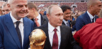 World Cup Fever, Gay Rights Abuses And War Crimes – It's An Ugly Mix