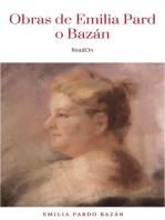 Obras - Colección de Emilia Pardo Bazán