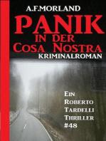 Panik in der Cosa Nostra - Ein Roberto Tardelli Thriller #48
