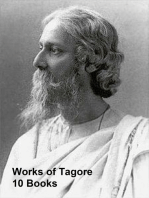 Works of Tagore 10 Books