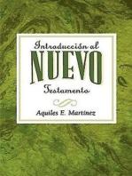 Introducción al Nuevo Testamento AETH: Introduction to the New Testament Spanish
