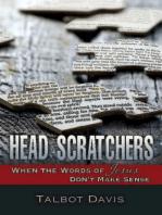Head Scratchers