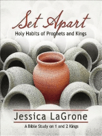 Set Apart - Women's Bible Study Participant Book