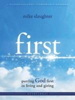 first - Devotional