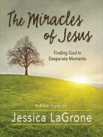 The Miracles of Jesus - Women's Bible Study Participant Workbook
