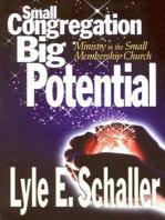 Small Congregation, Big Potential