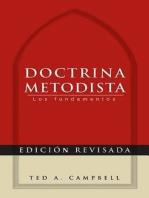 Doctrina Metodista: Los fundamentos