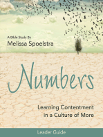 Numbers - Women's Bible Study Leader Guide