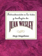 Introducción a la vida y teología de Juan Wesley AETH: Introduction to the Life and Theology of John Wesley Spanish