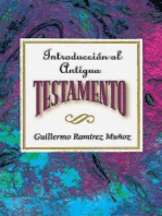 Introducción al Antiguo Testamento AETH: Introduction to the Old Testament Spanish AETH
