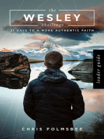 The Wesley Challenge Leader Guide