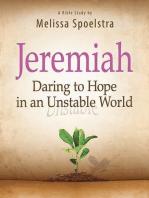 Jeremiah - Women's Bible Study Participant Book