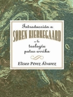 Introducción a Søren Kierkegaard, o la teología patas arriba AETH: Introduction to Soren Kierkegaard Upside Down Theology AETH (Spanish)