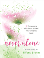 Never Alone - Women's Bible Study Participant Workbook