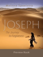Joseph - Women's Bible Study Preview Book