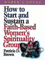 How to Start and Sustain a Faith-Based Women's Spirituality Group