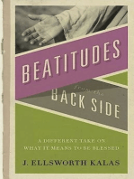 Beatitudes From the Back Side