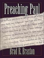 Preaching Paul