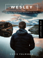 The Wesley Challenge Youth Study Book