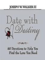 Date with Destiny Devotional