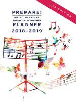 Prepare! 2018-2019 CEB Edition