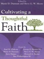 Cultivating a Thoughtful Faith
