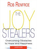 The Joy Stealers Leader Guide