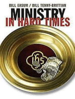 Ministry in Hard Times