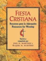 Fiesta Cristiana, Recursos para la Adoración: Resources for Worship