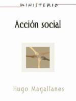 Accion Social: El Pueblo Cristiano Testifica del Amor de Dios AETH: Social Action (Ministerio series) Spanish AETH