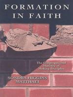 Formation in Faith