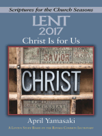 Christ Is for Us [Large Print]