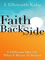 Faith from the Back Side