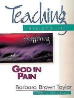 God in Pain: Teaching Sermons on Suffering (Teaching Sermons Series)
