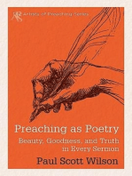 Preaching as Poetry