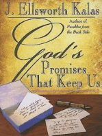 God's Promises That Keep Us