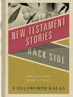 New Testament Stories from the Back Side