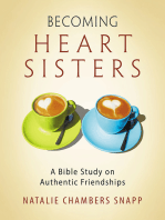 Becoming Heart Sisters - Women's Bible Study Participant Workbook