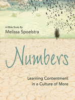 Numbers - Women's Bible Study Participant Workbook