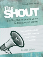 The Shout Leader Guide