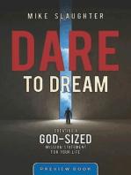 Dare to Dream Preview Book
