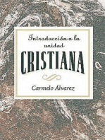 Introducción a la unidad cristiana AETH: Introduction to Christian Unity Spanish